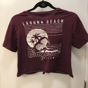 California Dreamin' Crop Top